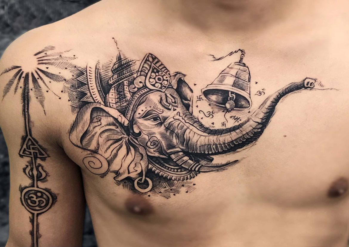 Online tattoo designing competition-2020