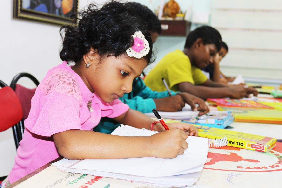 Drawing Classes in Pammal | Chennai