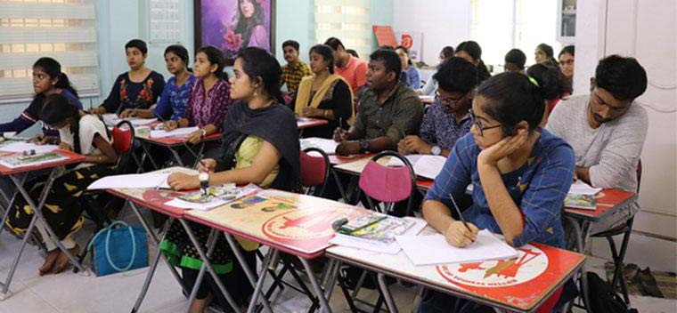 TOP Drawing Painting classes in Adhanur – Dessin School of Arts