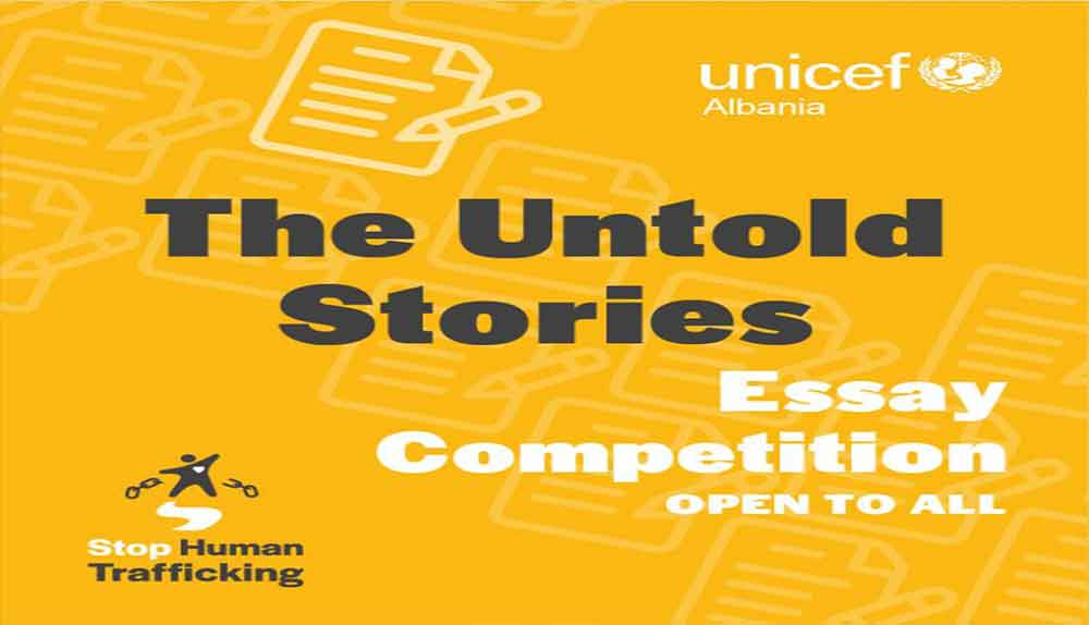 "National Essay Competition | ""The Untold Stories"" 