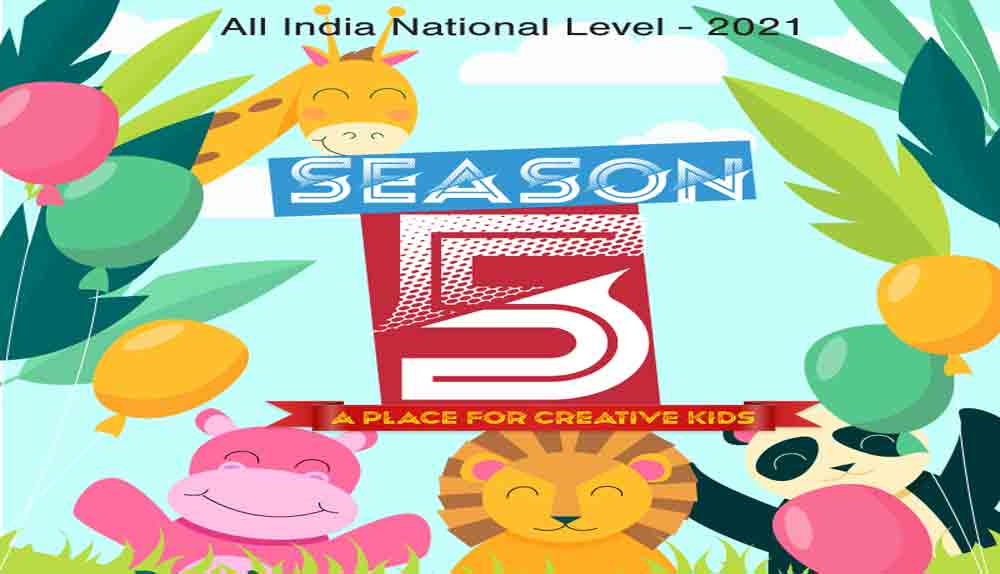 National Level Kids Contest | by Amazing Kids | June | 2021